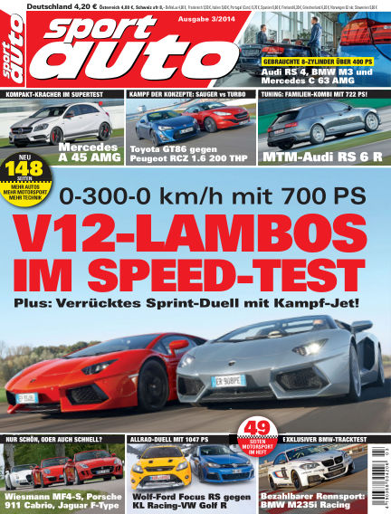 sport auto February 14, 2014 00:00