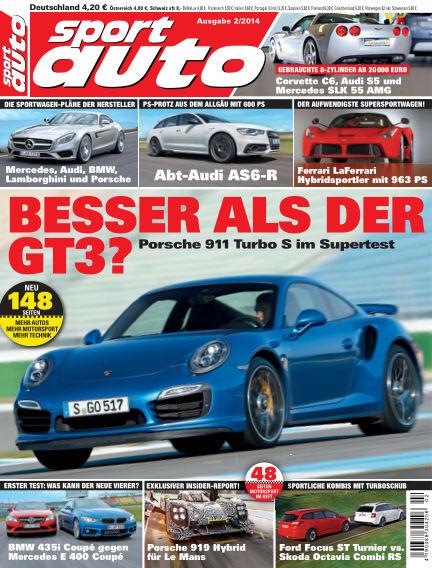 sport auto January 17, 2014 00:00