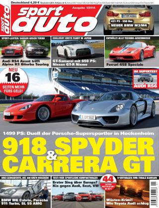 sport auto 01/2014