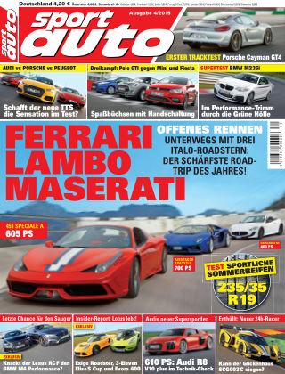 sport auto 04/2015