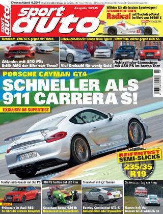 sport auto 05/2015