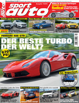 sport auto 07/2015