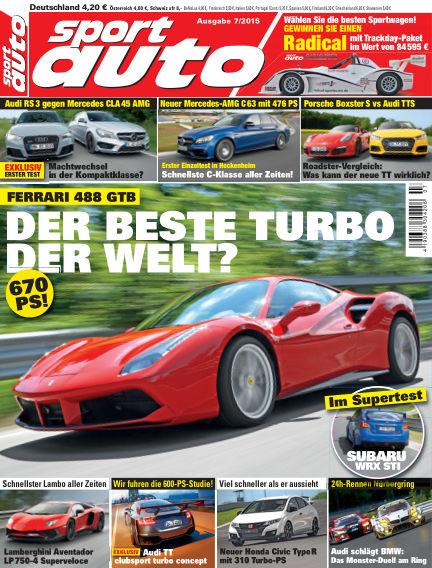 sport auto June 12, 2015 00:00