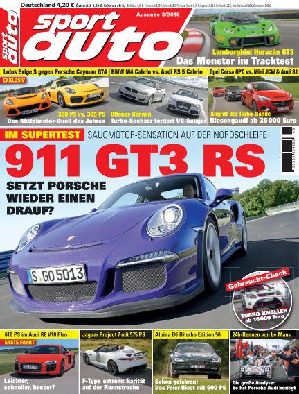 sport auto July 17, 2015 00:00
