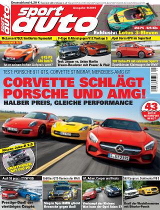 sport auto 09/2015