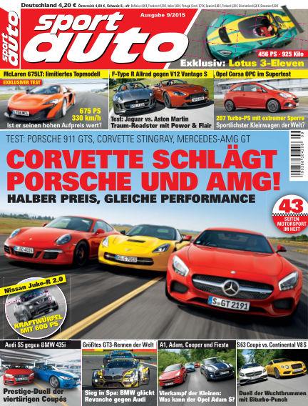 sport auto August 21, 2015 00:00