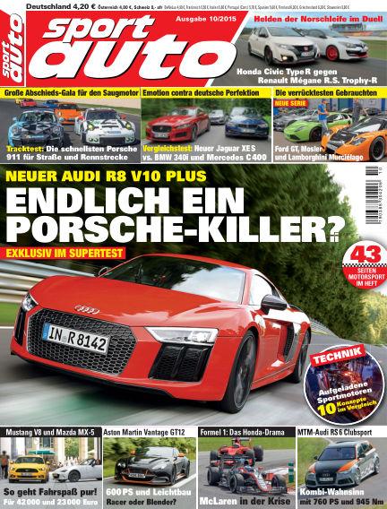 sport auto September 18, 2015 00:00