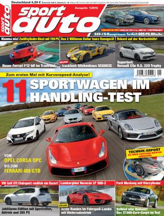 sport auto 01/2016