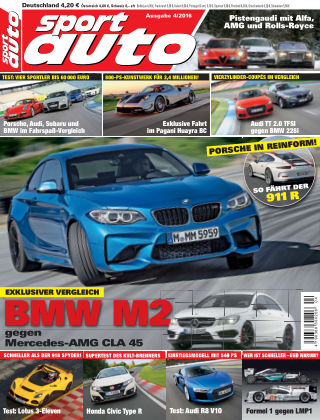 sport auto 04/2016