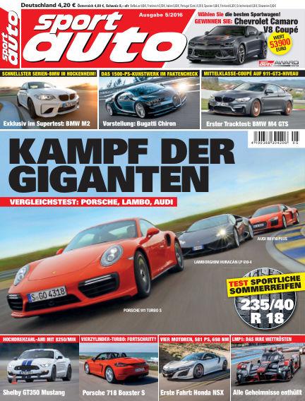 sport auto April 15, 2016 00:00