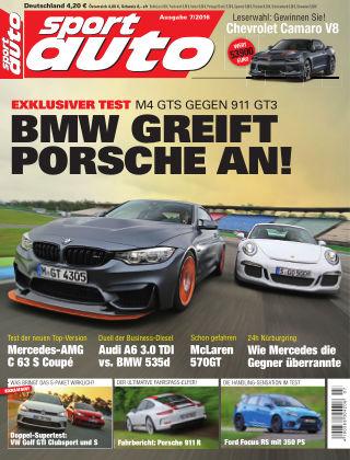 sport auto 07/2016