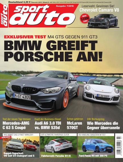 sport auto June 10, 2016 00:00