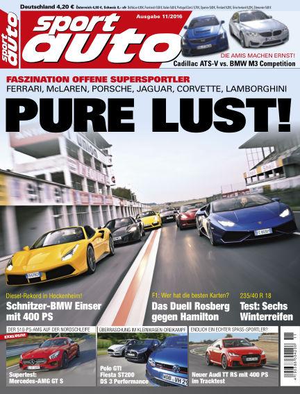 sport auto October 14, 2016 00:00