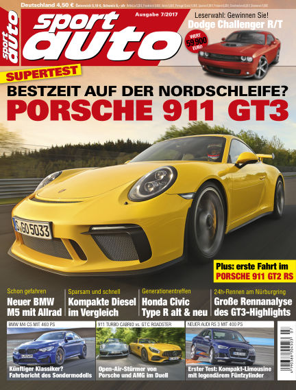sport auto June 09, 2017 00:00