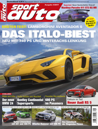 sport auto 09/2017
