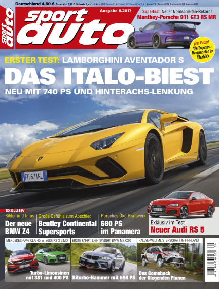 sport auto August 17, 2017 00:00