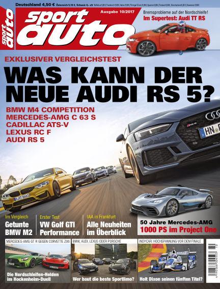 sport auto September 15, 2017 00:00
