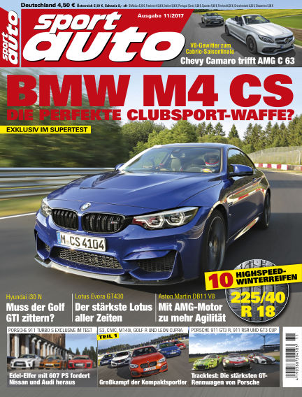 sport auto October 13, 2017 00:00