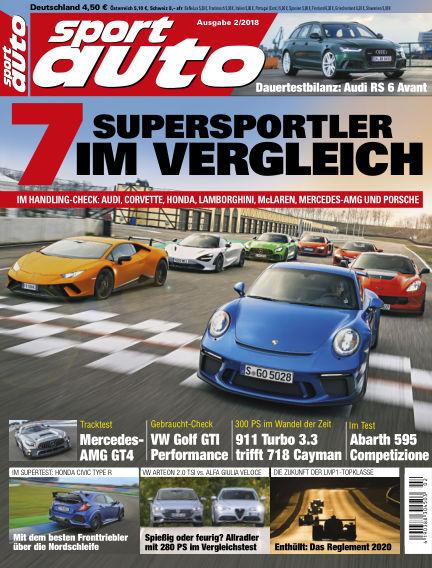 sport auto January 12, 2018 00:00