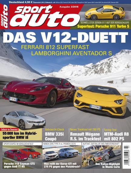 sport auto February 09, 2018 00:00