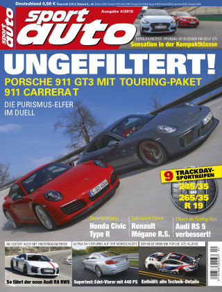 sport auto 04/2018
