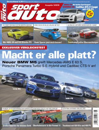 sport auto 05/2018