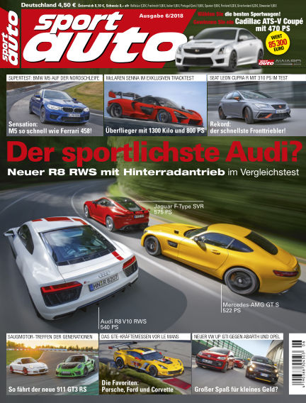 sport auto May 09, 2018 00:00