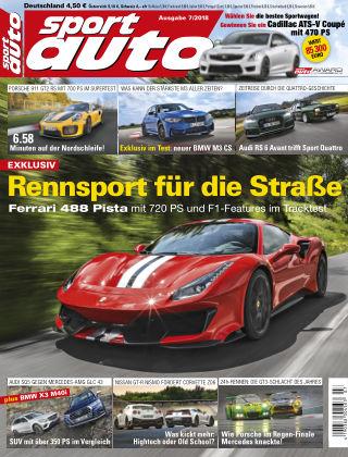 sport auto 07/2018