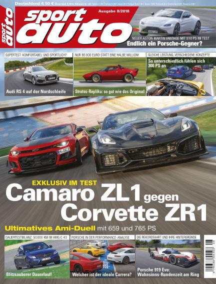 sport auto July 12, 2018 00:00