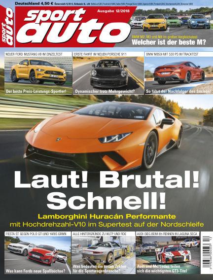 sport auto November 08, 2018 00:00