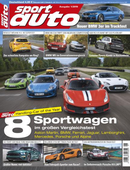 sport auto December 14, 2018 00:00