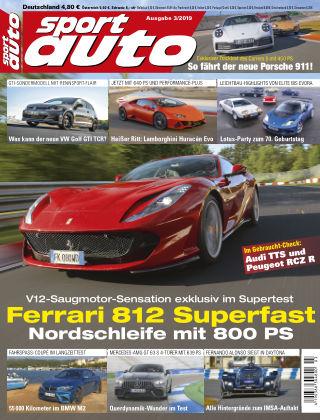 sport auto 03/2019