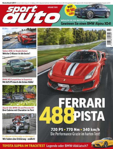 sport auto June 13, 2019 00:00