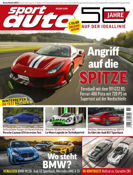 sport auto October 17, 2019 00:00