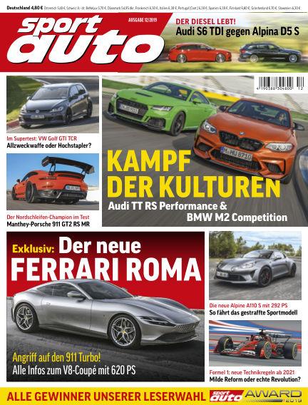 sport auto November 21, 2019 00:00