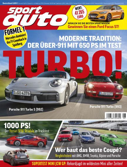 sport auto July 16, 2020 00:00