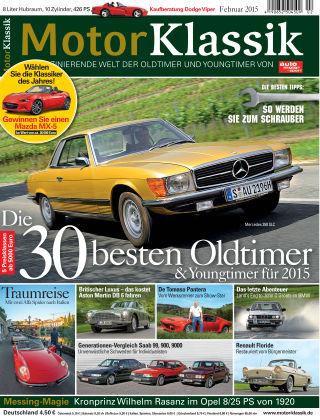 Motor Klassik 02/2015