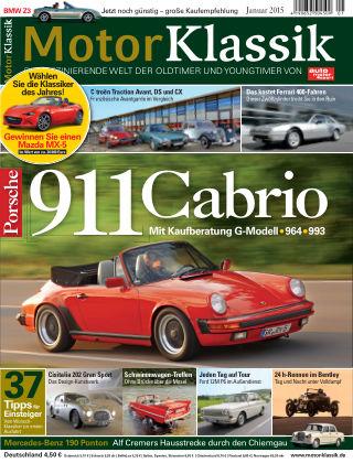 Motor Klassik 01/2015