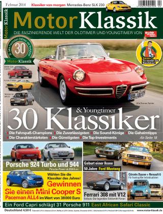 Motor Klassik 02/2014