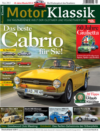 Motor Klassik 05/2014