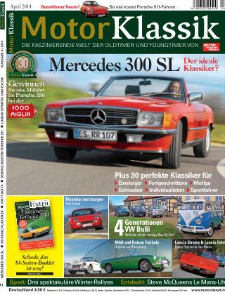Motor Klassik 04/2014