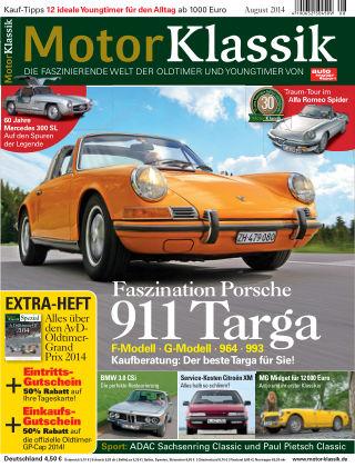 Motor Klassik 08/2014