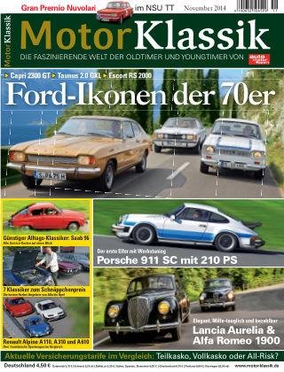 Motor Klassik 11/2014