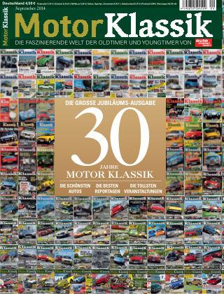 Motor Klassik 09/2014