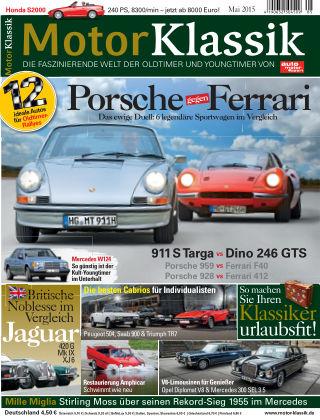 Motor Klassik 05/2015