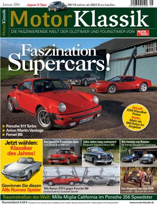 Motor Klassik 01/2016