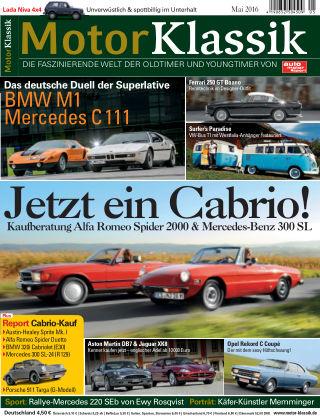 Motor Klassik 05/2016