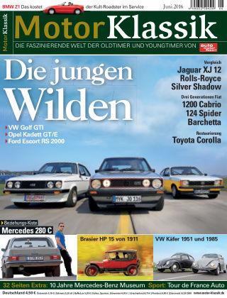 Motor Klassik 06/2016