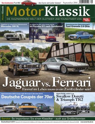 Motor Klassik 09/2016