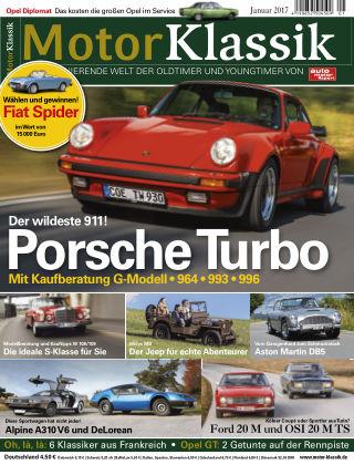 Motor Klassik 01/2017